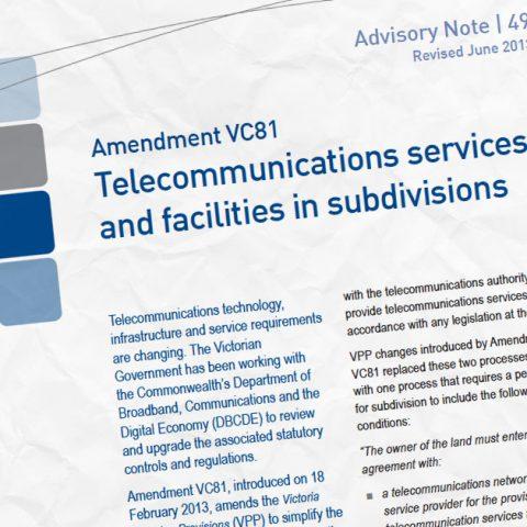 VC81 Compliance